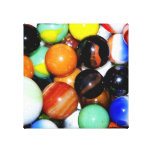 Novelty Marble Collection Gallery Wrap Canvas