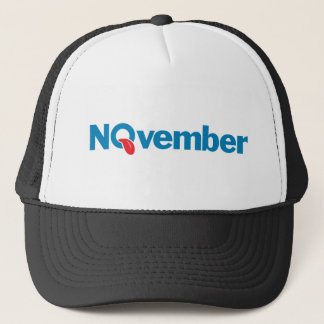 NOvember2.png Trucker Hat