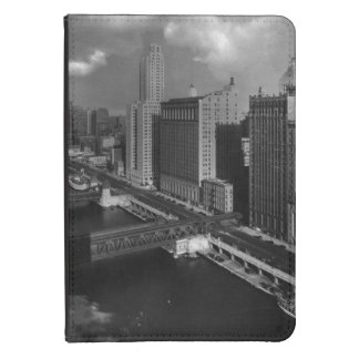 November 1939:  The city of Chicago Kindle Cover
