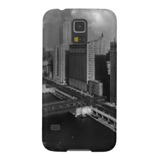 November 1939:  The city of Chicago Galaxy S5 Case