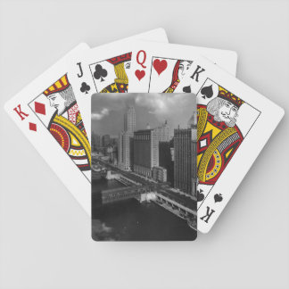 November 1939:  The city of Chicago Playing Cards