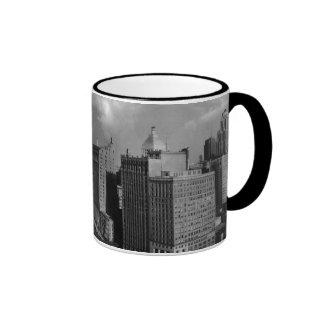 November 1939:  The city of Chicago Ringer Mug