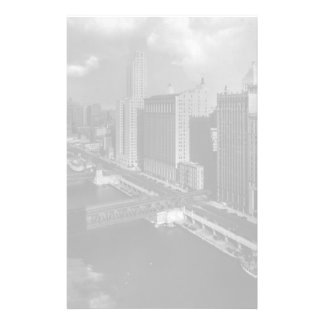 November 1939:  The city of Chicago Stationery