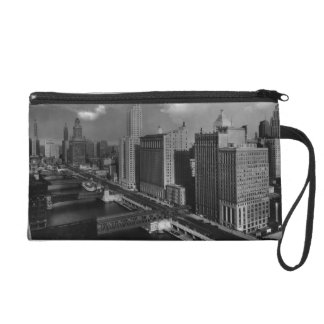 November 1939:  The city of Chicago Wristlet