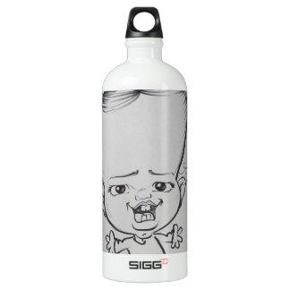 November 2012 b aluminum water bottle