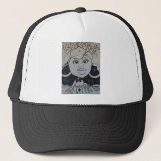 November 2012- E Trucker Hat