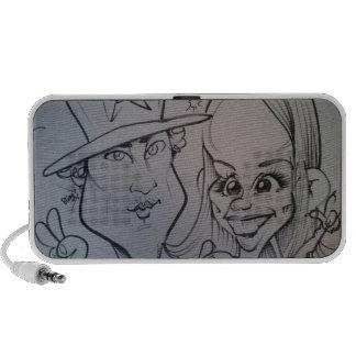 November 2012- G iPod Speaker