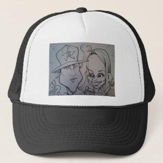 November 2012- G Trucker Hat