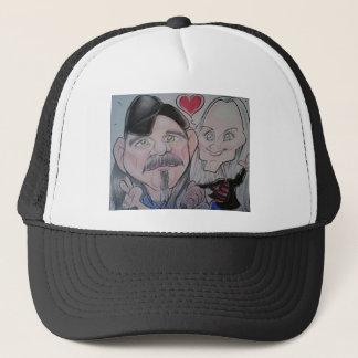 November 2012- H Trucker Hat