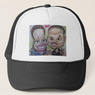 November 2012- K Trucker Hat