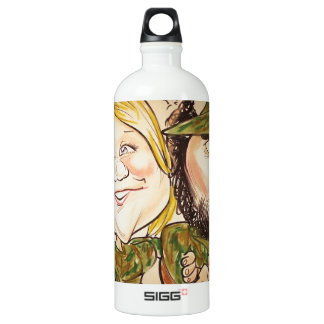 November 2012- L Water Bottle