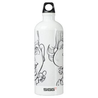 November 2012-  N Water Bottle
