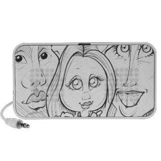 November 2012- O Portable Speaker