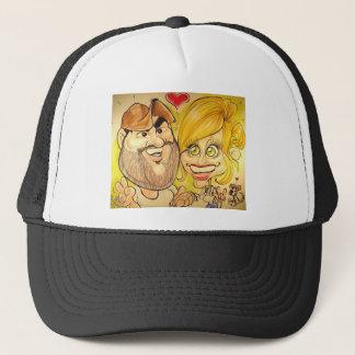 November 2012- P Trucker Hat