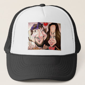 November 2012 State Fair Louisiana Caricature Trucker Hat