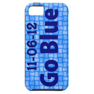 November 6, 2012 - Go Blue iPhone Cover