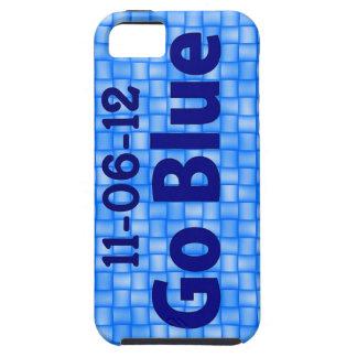 November 6, 2012 - Go Blue iPhone Cover