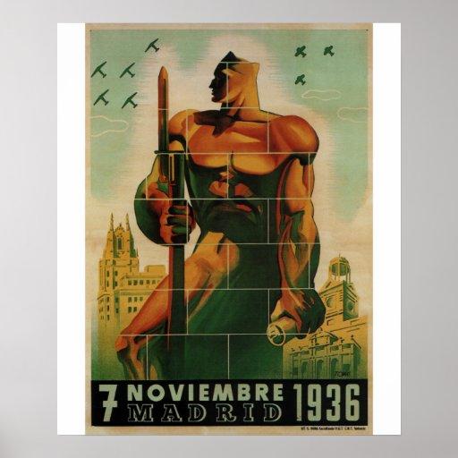November 7, 1936_Propaganda Poster