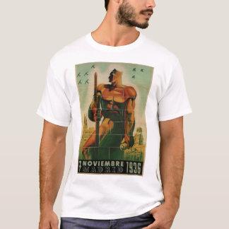 November 7, 1936_Propaganda Poster T-Shirt