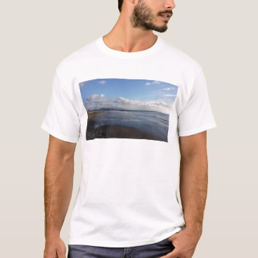 Beach Themed November Beach Autumn Mens TShirt Photo Tee Sunpyx