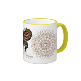 November Birthstone Butterfly Mug