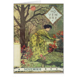 November Card