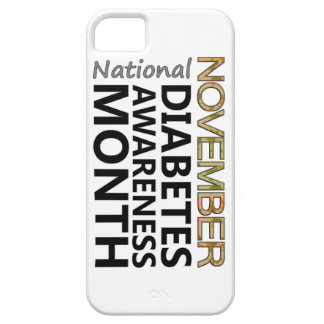 November Diabetes Awareness Month iPhone SE/5/5s Case