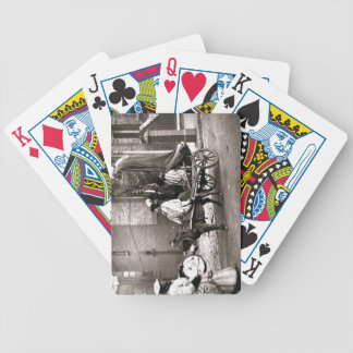 November Effigies, from 'Street Life in London', 1 Bicycle Playing Cards