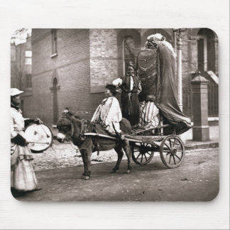 November Effigies, from 'Street Life in London', 1 Mouse Pad