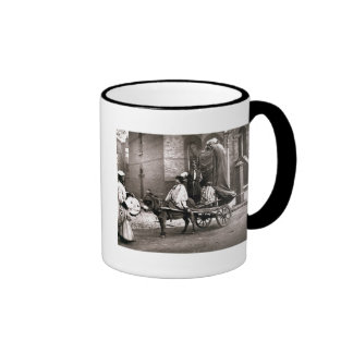 November Effigies, from 'Street Life in London', 1 Ringer Coffee Mug