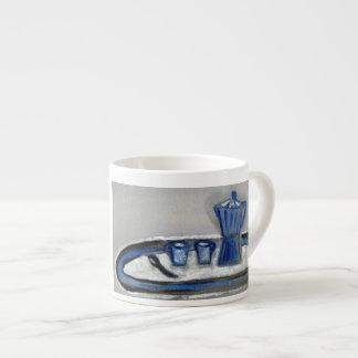 ...november espresso...art by Jutta Gabriel... Espresso Cup
