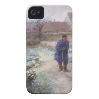 November Garden iPhone 4 Case-Mate Cases
