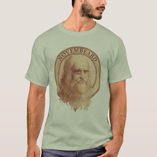 November is National Beard Month T-Shirt