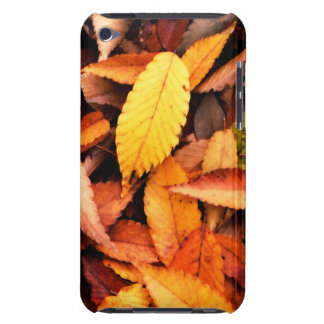 November Leaves Barely There iPod Cover