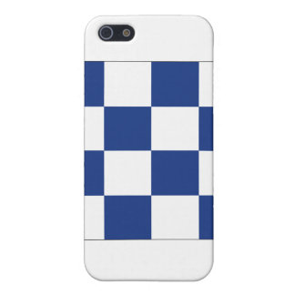 November (N) Signal Flag Cover For iPhone SE/5/5s