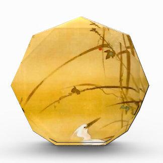 November - Sakai Hōitsu (酒井 抱一) Acrylic Award