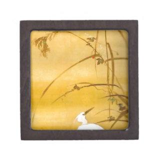 November - Sakai Hōitsu (酒井 抱一) Jewelry Box