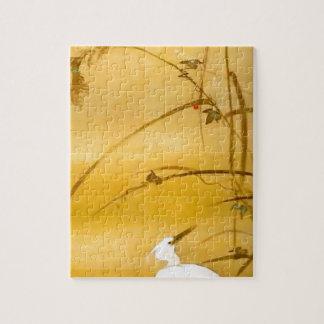 November - Sakai Hōitsu (酒井 抱一) Jigsaw Puzzle