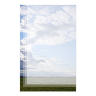 November Skies: Kansas Stationery