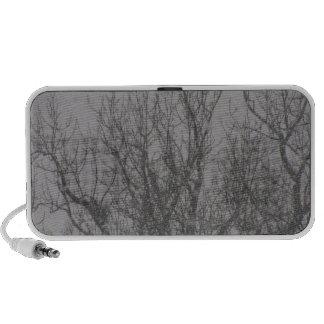 november snow in vienna iPhone speaker