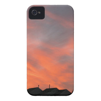 november sunset iPhone 4 cover