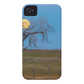 November Supermoon iPhone 4 Case