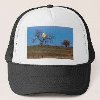 November Supermoon Trucker Hat
