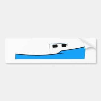 Novi (Nova Scotia) Commercial Fishing Boat Bumper Sticker