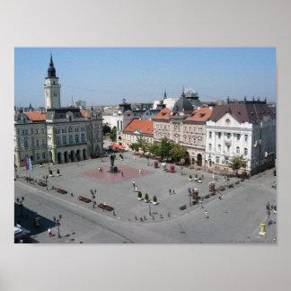 Novi Sad Vojvodina Poster