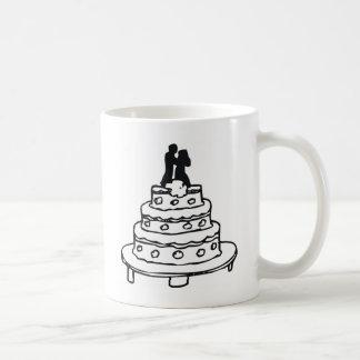 Novia 10 del boda taza de café