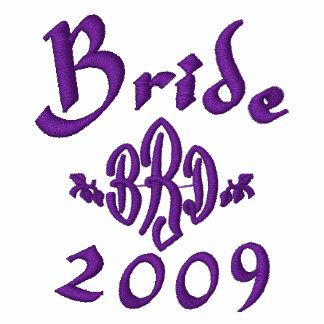 Novia 2009 - Con sus iniciales - modificadas para