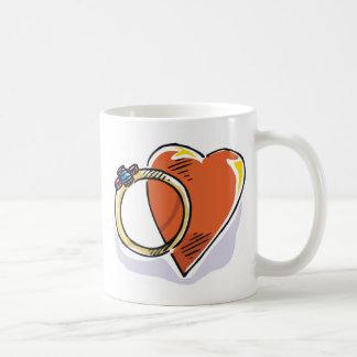 Novia 4 del boda tazas de café