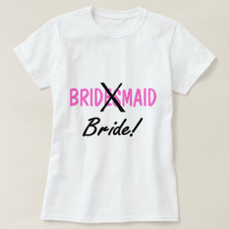 Novia Bridemaid Poleras