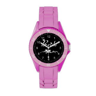 Novia clásica relojes de pulsera
